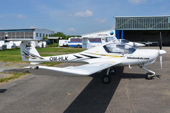 OM-HLK - Seagle Air Diamond DA 20 Katana