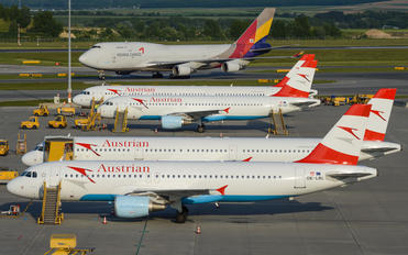 - - Austrian Airlines/Arrows/Tyrolean - Airport Overview - Apron