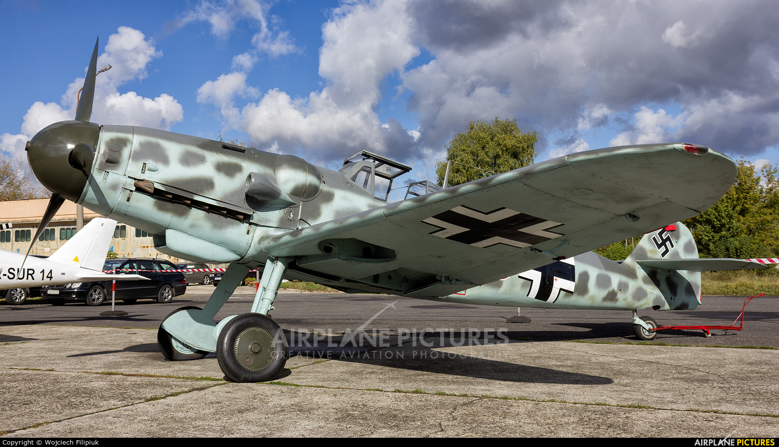 Polish Eagles Foundation 163306 aircraft at Biała Podlaska