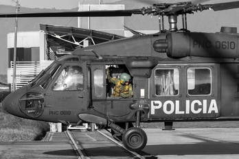 PNC-0610 - Colombia - Police Sikorsky UH-60L Black Hawk