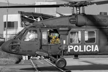 PNC-0610 - Colombia - Police Sikorsky UH-60L Black Hawk