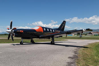 D-FSJP - Private Socata TBM 700