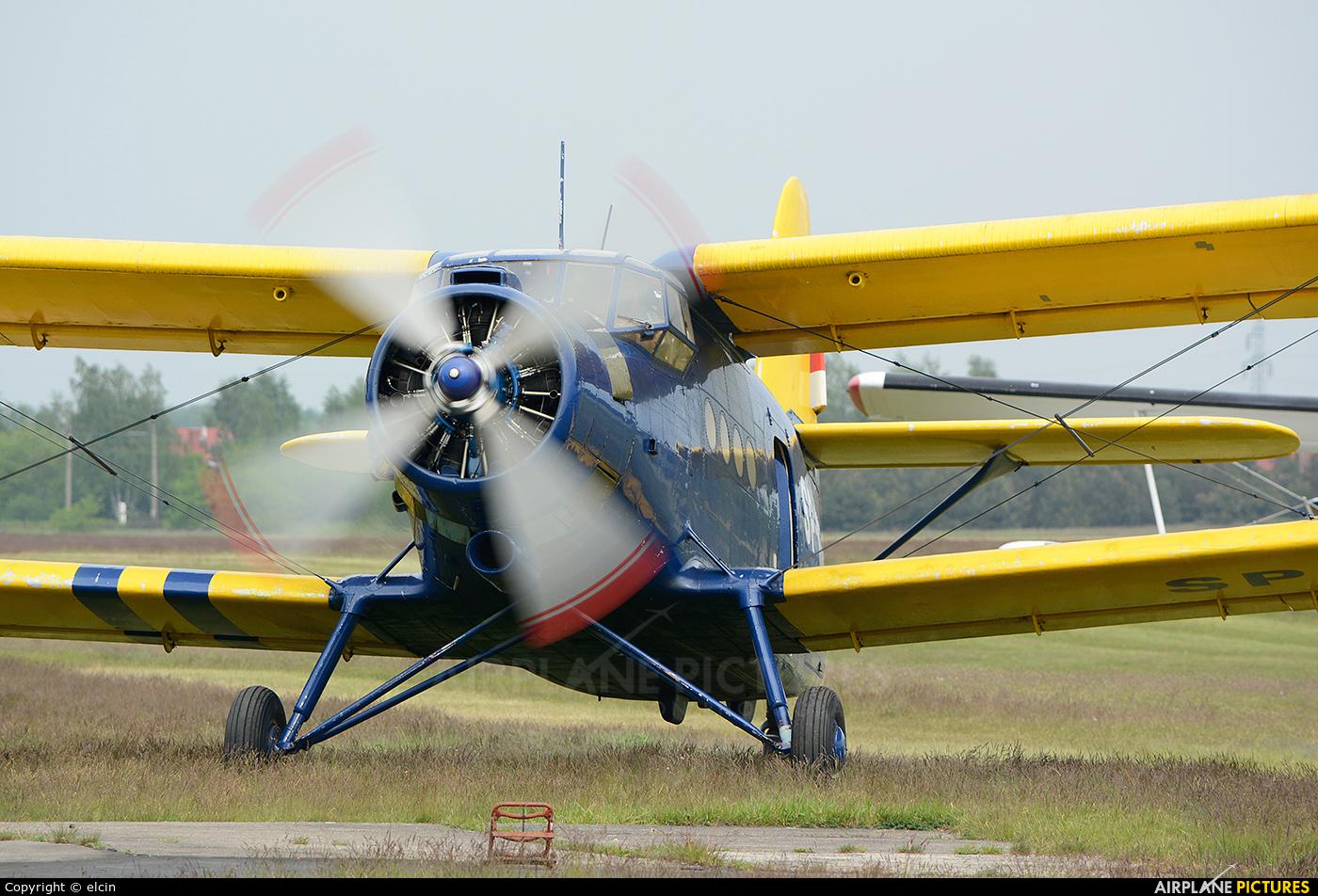 Aeroclub Zaglebia Miedziowego SP-NEH aircraft at Poznań - Kobylnica