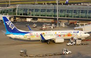 JA85AN - ANA - All Nippon Airways Boeing 737-800 aircraft