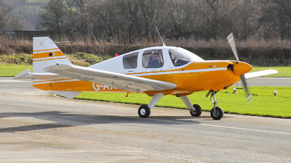 G-AXMX - Private Beagle B121 Pup