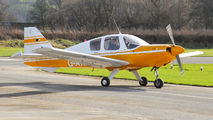 G-AXMX - Private Beagle B121 Pup aircraft