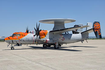 3 - France - Navy Grumman E-2C Hawkeye