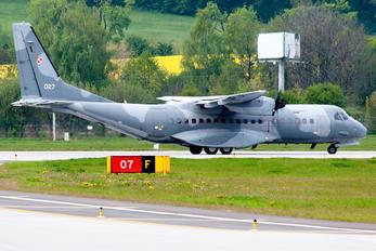027 - Poland - Air Force Casa C-295M