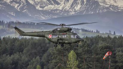 #1 Poland - Army PZL W-3 Sokol 0603 taken by Jakub Swist