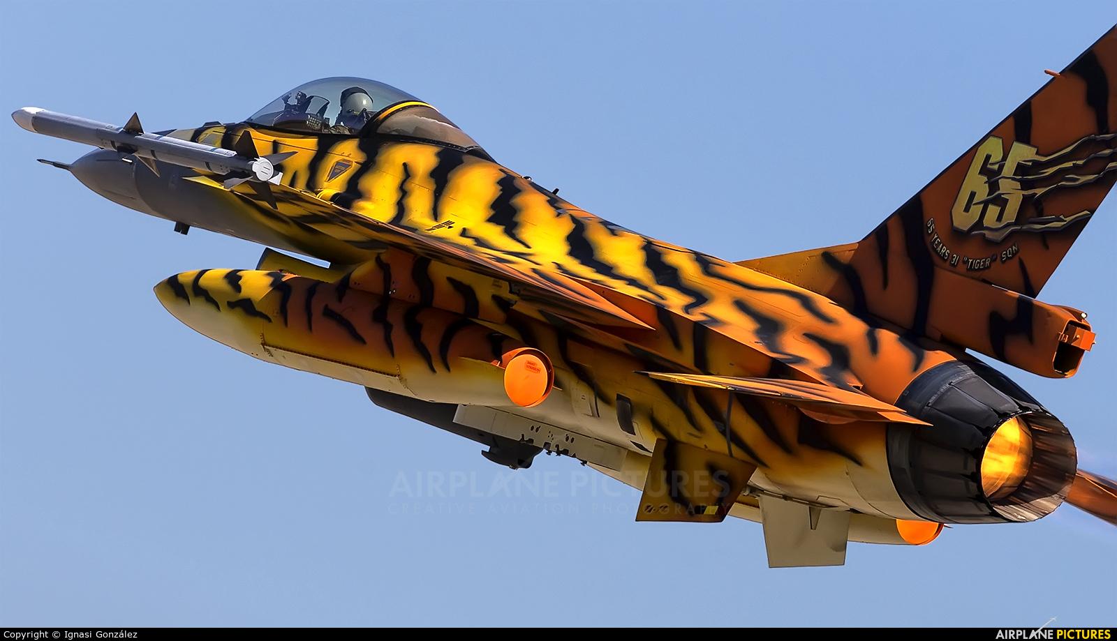 Belgium - Air Force FA-77 aircraft at Zaragoza