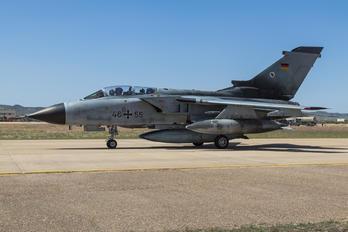46-55 - Germany - Air Force Panavia Tornado - ECR
