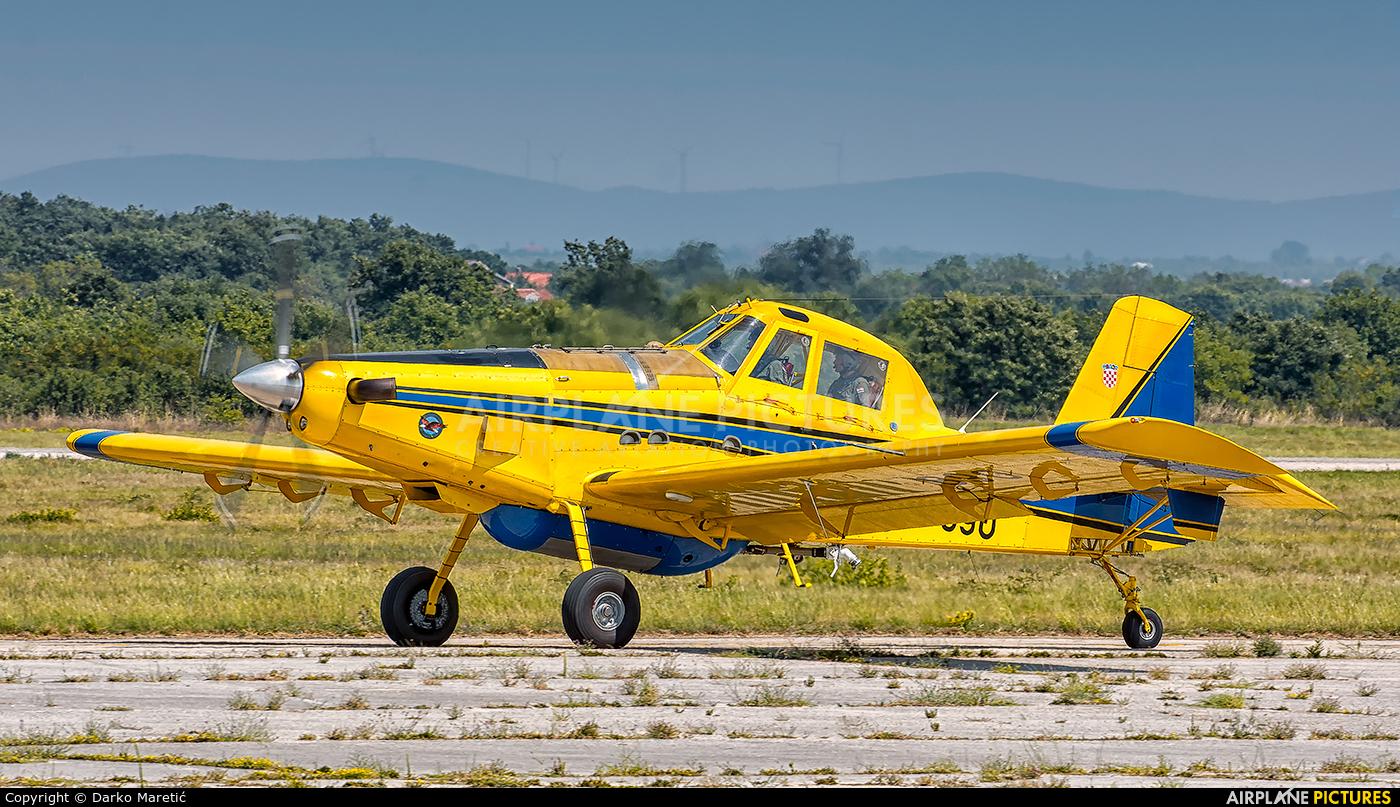Croatia - Air Force 890 aircraft at Zadar