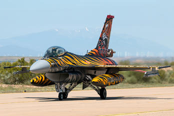 92-0014 - Turkey - Air Force Lockheed Martin F-16C Fighting Falcon