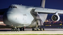 87-0041 - USA - Air Force Lockheed C-5B Galaxy aircraft