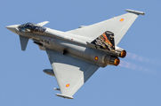 C.16-39 - Spain - Air Force Eurofighter Typhoon S aircraft