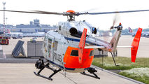 D-HNWP - Germany - Police Eurocopter BK117 aircraft