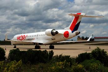 F-GRZM - Air France - Hop! Canadair CL-600 CRJ-700