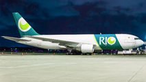 PR-IOH - Rio Linhas Aéreas Boeing 767-200F aircraft