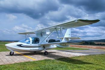 PU-GIV - Private EDRA Aeronautica Super Petrel LS