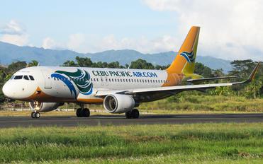 RP-C4105 - Cebu Pacific Air Airbus A320
