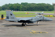 8325 - Singapore - Air Force Boeing F-15SG Strike Eagle aircraft