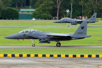 8325 - Singapore - Air Force Boeing F-15SG Strike Eagle