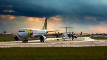 CS-TNM - TAP Portugal Airbus A320 aircraft