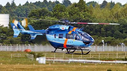 JA93CP - Police Aviation Services Kawasaki BK117