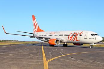 PR-GTI - GOL Transportes Aéreos  Boeing 737-800