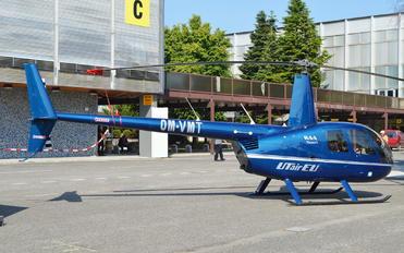 OM-VMT - UTair Europe Robinson R44 Astro / Raven