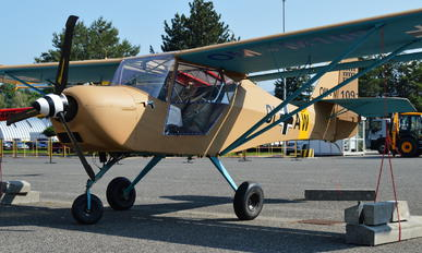 OM-M109 - Private Aeropro Eurofox 3K