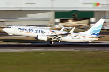 CS-TQU - Euro Atlantic Airways Boeing 737-800