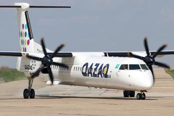 P4-AST - Qazaq Air de Havilland Canada DHC-8-402Q Dash 8