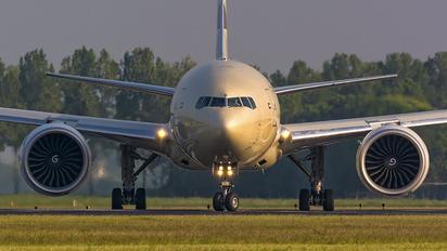 A6-DDD - Etihad Cargo Boeing 777-200