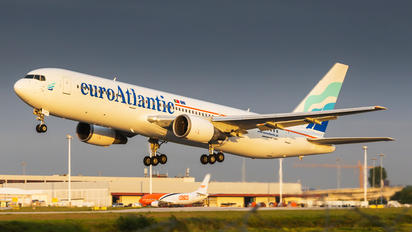 CS-TKT - Euro Atlantic Airways Boeing 767-300