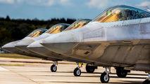 05-4106 - USA - Air Force Lockheed Martin F-22A Raptor aircraft