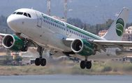 D-ASTC - Germania Airbus A319 aircraft