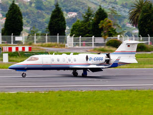 D-CGGG - Private Learjet 31
