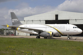 EI-FNV - Nesma Airlines Airbus A319