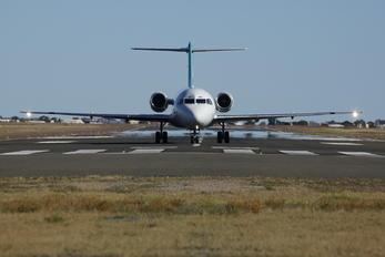 VH-NHI - Network Aviation Fokker 100