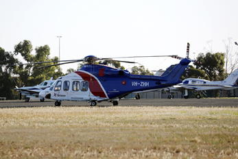 VH-ZHH - Bristow Helicopters Agusta Westland AW139