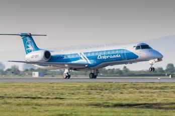 UR-DNT - Dniproavia Embraer ERJ-145LR