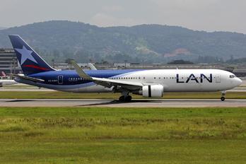 CC-CXI - LAN Airlines Boeing 767-300ER