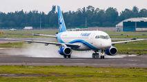 XA-DAS - Interjet Sukhoi Superjet 100 aircraft