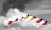 E.25-28 - Spain - Air Force : Patrulla Aguila Casa C-101EB Aviojet aircraft