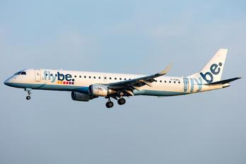 G-FBEL - Flybe Embraer ERJ-195 (190-200)