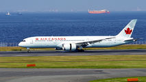 C-FGDZ - Air Canada Boeing 787-9 Dreamliner aircraft
