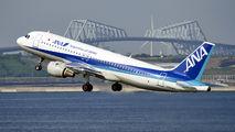 JA8997 - ANA - All Nippon Airways Airbus A320 aircraft