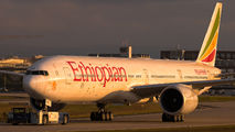 ET-APX - Ethiopian Airlines Boeing 777-300ER aircraft
