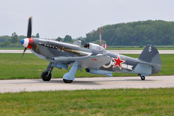 D-FLAK - Private Yakovlev Yak-3U
